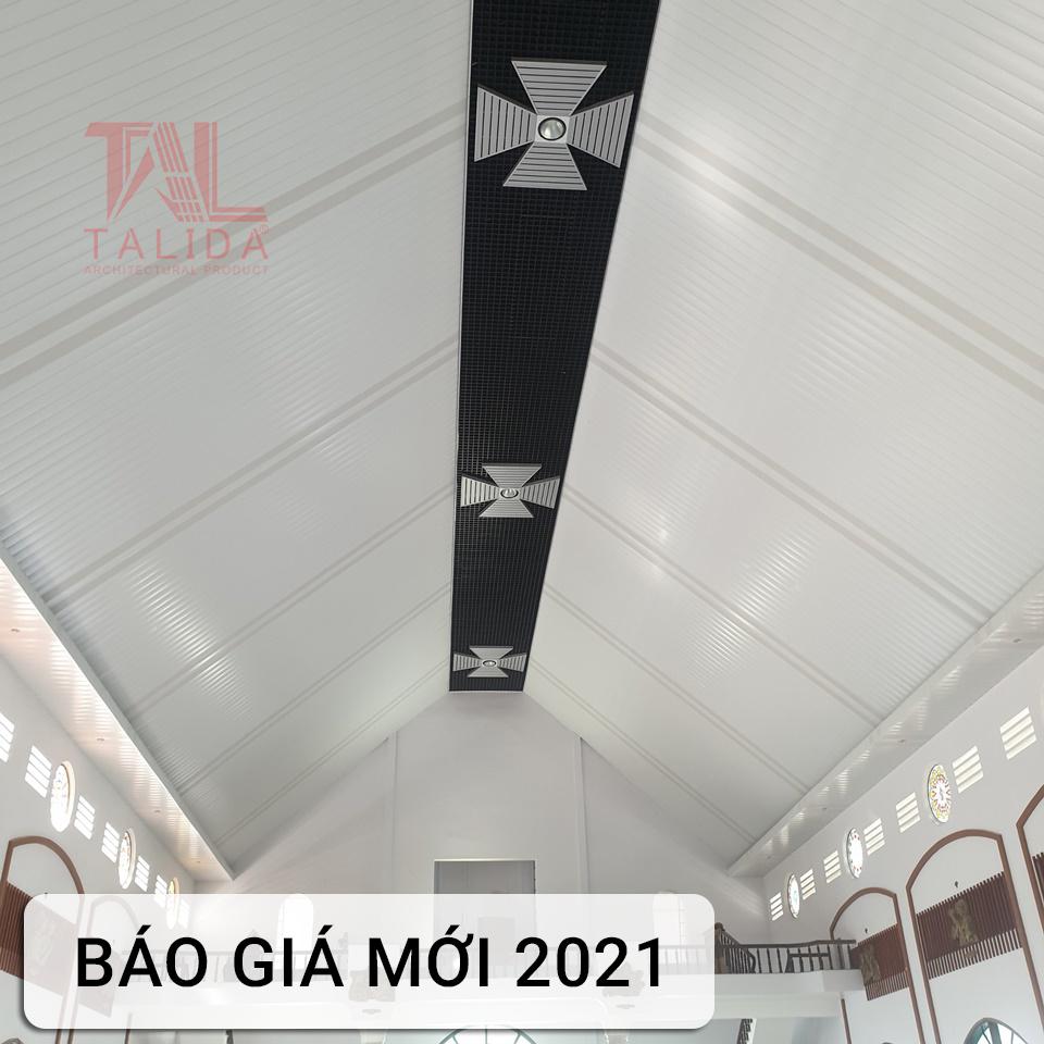 Báo giá Talida 2021